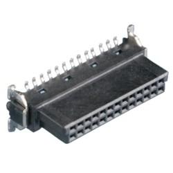SMC Federleisten Raster 1,27mm