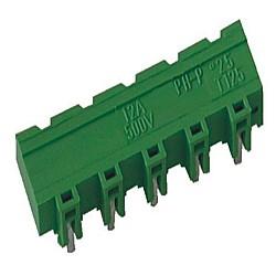 Stiftstecker PVxx-7,5-H-P horizontal Raster 7,50 mm geschlossen