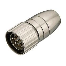 Binder 623 Kabelstecker schirmbar