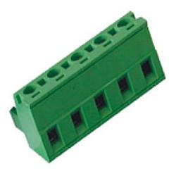 Buchsenstecker horizontal Raster 7,50 mm