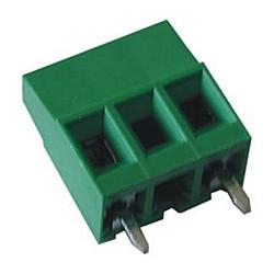 Leiterplattenklemme MVS13x-7-V-L vertikal 12,60 mm, Raster 7,00 mm
