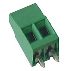 Leiterplattenklemme MVS13x-3,5-V-L vertikal 12,6 mm hoch, Raster 3,50 mm