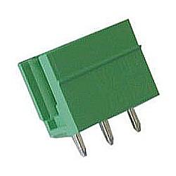 Stiftstecker PVxx-3,81-V vertikal Raster 3,81 mm offen