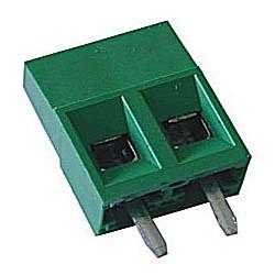 Leiterplattenklemme MVS15x-5,08-V-L vertikal 13,20 mm, Raster 5,08 mm