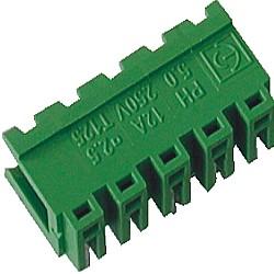 Stiftstecker PVxx-10-H horizontal Raster 10,00 mm offen