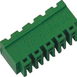 Stiftstecker PVxx-10-H-P horizontal Raster 10,00 mm geschlossen