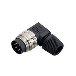Binder Winkelstecker Kunststoff 6 - 8 mm Serie 682