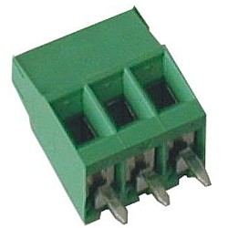 Leiterplattenklemme MVS13x-3,5-V vertikal 12,6 mm hoch, Raster 3,50 mm