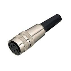 Binder Kabeldose 3 - 6 mm Serie 680