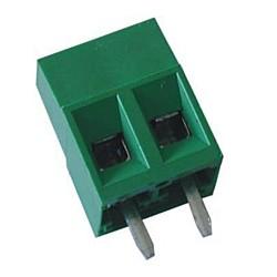 Leiterplattenklemme MVS15x-5-V-L vertikal 13,20 mm hoch, Raster 5,00 mm
