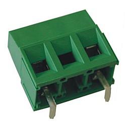 Leiterplattenklemme MVS15x-10-H, horizontal 13,20 mm hoch, Raster 10,00 mm