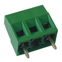 Leiterplattenklemme MVS15x-10,16-V-L, vertikal 13,20 mm hoch, Raster 10,16 mm