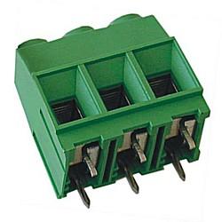 Leiterplattenklemme MV10x-10,16-V, vertikal 29,30 mm hoch, Raster 10,16 mm