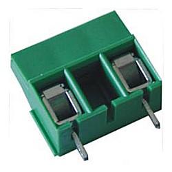 Leiterplattenklemme MVES15x-10,16-V, vertikal 13,50 mm hoch, Raster 10,16 mm