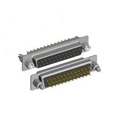 Lötpinanschluss gerade, mit Sechskantbolzen und Board Lock