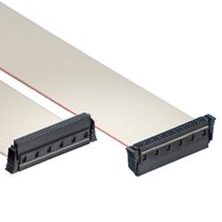 SMC Verbindungskabel Federleiste, mit Flachbandkabel