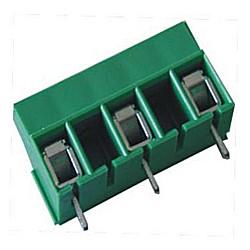 Leiterplattenklemme MVE15x-10-V, vertikal, 13,50 mm hoch, Raster 10 mm