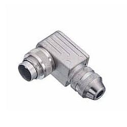 Binder Winkelstecker crimp 6 - 8 mm Serie 423