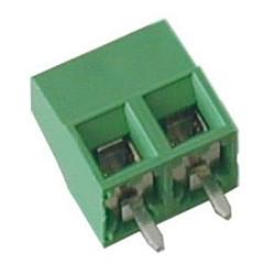 Leiterplattenklemme MV15x-5-V-L vertikal 10,60 mm hoch, Raster 5,00 mm