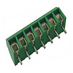 Leiterplattenklemme MBE15x-5-V-L vertikal 10,20 mm hoch, Raster 5,00 mm