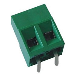 Leiterplattenklemme MVS15x-5-H-L, horizontal 13,20 mm hoch, Raster 5,00 mm