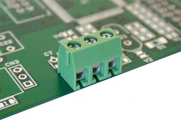 Leiterplattenklemme MLK13x-3,5-V vertikal 8,4 mm hoch, Raster 3,50 mm, modular