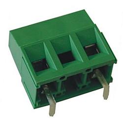 Leiterplattenklemme MVS15x-10,16-H, horizontal 13,20 mm hoch, Raster 10,16 mm