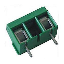 Leiterplattenklemme vertikal Raster 10,00 mm Bauhöhe 10,20 mm