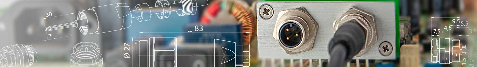 Die Binder-Leistungsstecker und Power Steckverbinder