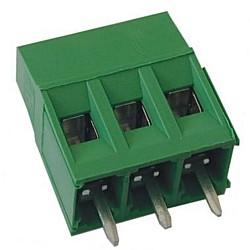 Leiterplattenklemme MVE25x-5-V vertikal 16,80 mm hoch, Raster 5,00 mm
