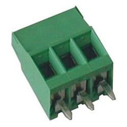 Leiterplattenklemme MVS13x-3,81-V vertikal 12,6 mm hoch, Raster 3,81 mm