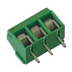 Leiterplattenklemme MBE15x-5-V vertikal 10,20 mm hoch, Raster 5,00 mm
