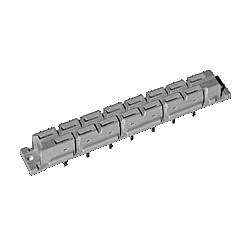 Steckverbinder DIN 41612 Bauform H15