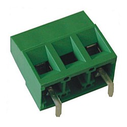 Leiterplattenklemme MVS15x-10-H-L, horizontal 13,20 mm, Raster 10,00 mm