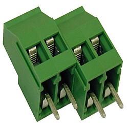 Leiterplattenklemme MVST25x-5-V vertikal 18,00 mm, Raster 5,00 mm