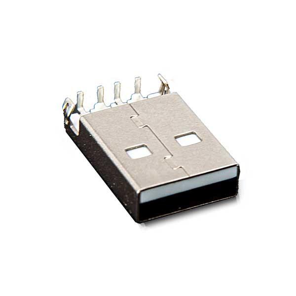 USB-A-Stecker 90°