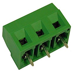 Leiterplattenklemme MVS17x-7,5-V-L vertikal 13,20 mm, Raster 7,50 mm