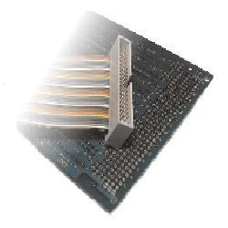 Flachkabel-Wannenstiftleisten R2,54