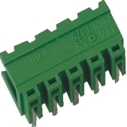 Stiftstecker PVxx-5,08-H, horizontal Raster 5,08 mm offen