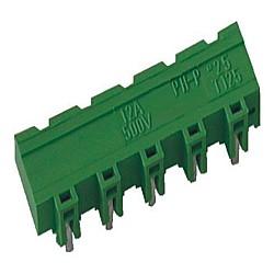 Stiftstecker PVxx-7,62-H-P-S horizontal Raster 7,62 mm geschlossen