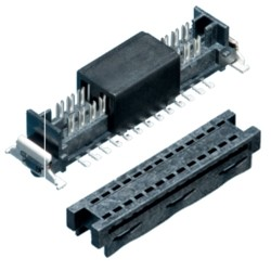 SMC Schneidklemm SMT Steckverbinder Raster 1,27mm